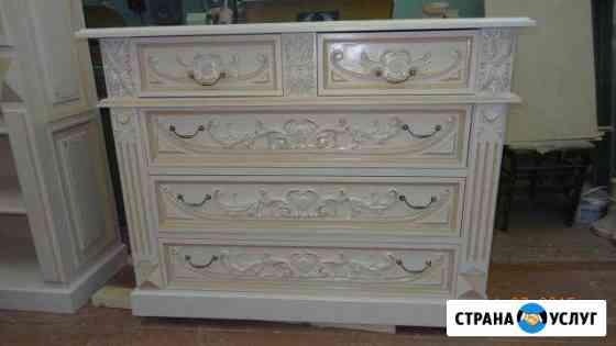 Изготовлю мебель из массива Котлас