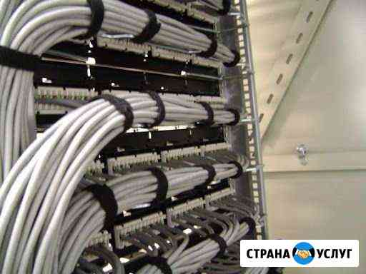 Прокладка интернета, сетей Оренбург