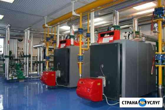 Техническое обслуживание и ремонт котельных Майкоп