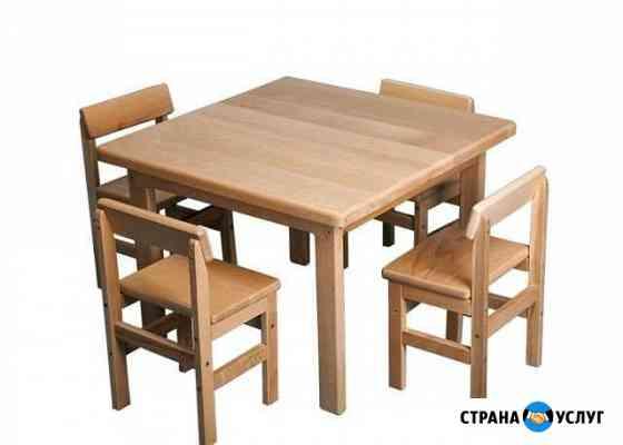 Изделия из дерева Омск