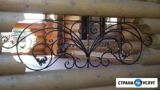 Художественная ковка, металлоконструкции Переславль-Залесский