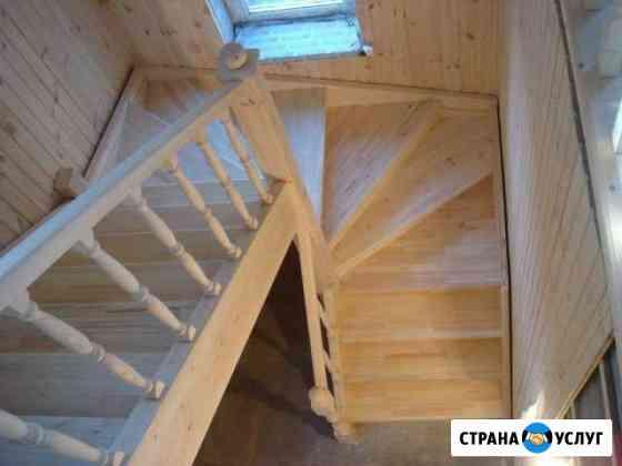 Лестницы в Горно-Алтайске Горно-Алтайск
