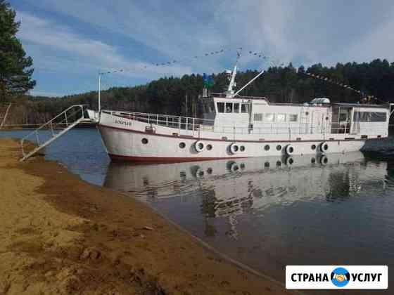 Аренда катера Иркутск