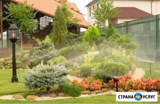 Озеленение Симферополь