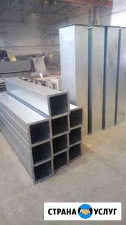 Изготовление воздуховодов для систем вентиляции Хабаровск