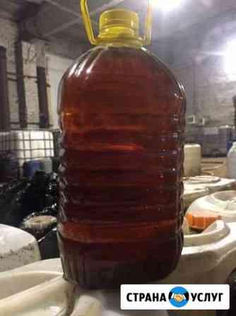 Вывоз отработанного фритюрного масла Ижевск