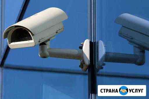 Видеонаблюдение Горно-Алтайск