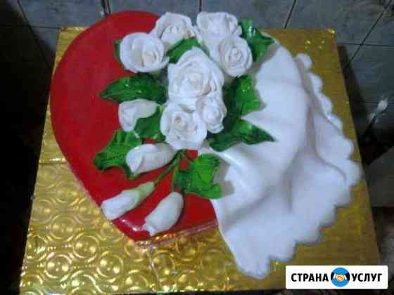 Торты на заказ Ахтубинск
