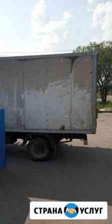 Реклама на моем грузовом авто Волгоград