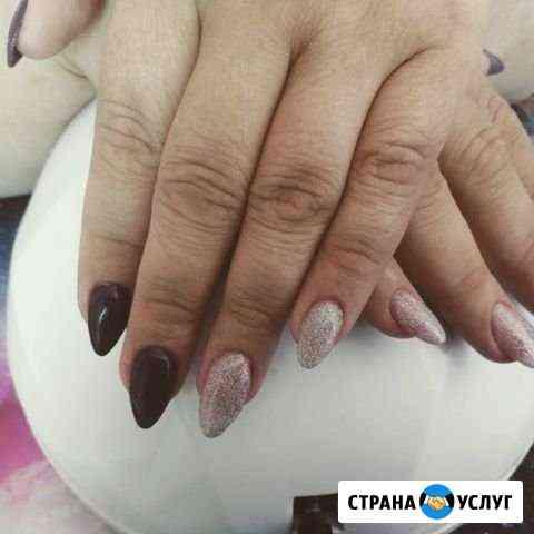 Наращивание ногтей, волос Курган