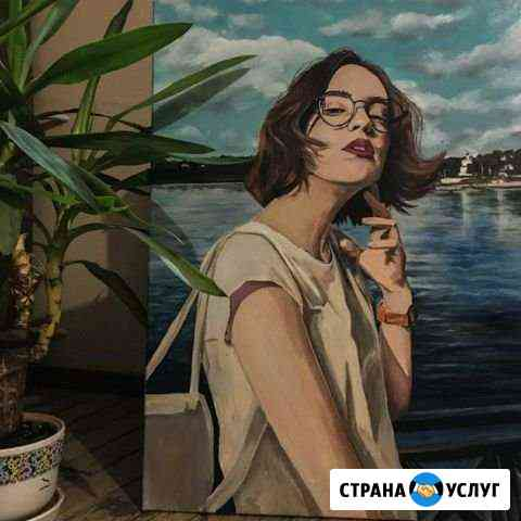 Художественная роспись Владимир