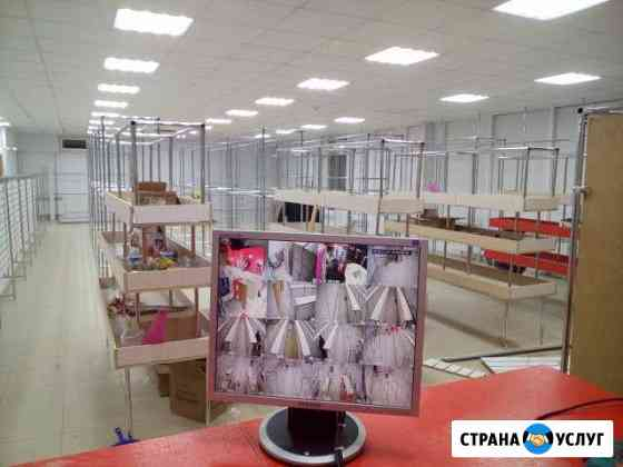 Установка видеонаблюдения частным лицам Новочеркасск