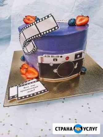 Единорог торт/торт фотографу/ тарты и др Сочи