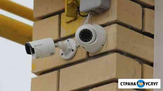 Монтаж и обслуживание видеонаблюдения и домофонов Канск