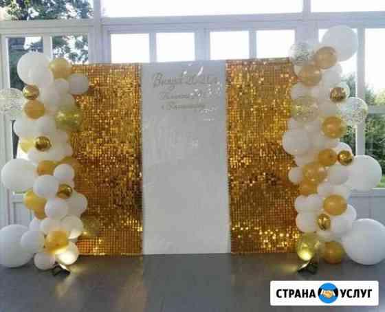 Сдаем в аренду декор для свадеб, праздников Калининград