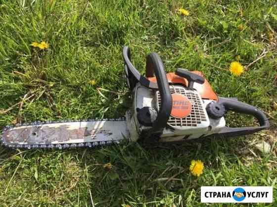 Ремонт и обслуживание садовой техники Калуга
