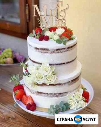 Свадебные торты Красноярск