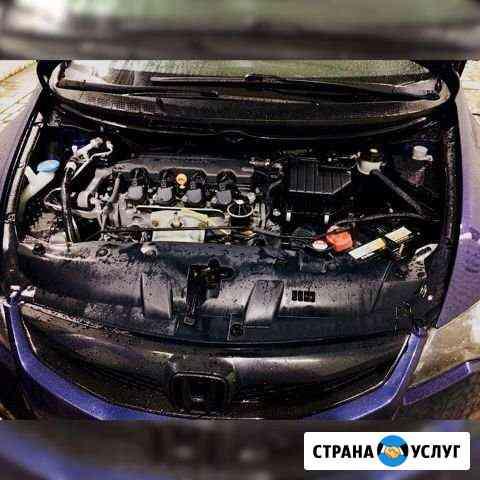 Химчистка и Полировка авто Тольятти