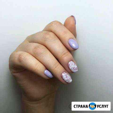 Ногти, маникюр, покрытие гель-лак Йошкар-Ола