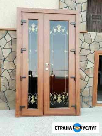 Окно и двери Старые Атаги
