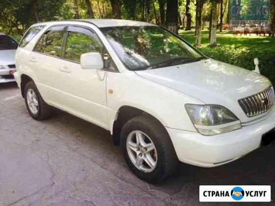 Аренда авто с водителем Белово