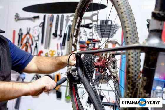 Велоремонт Велозапчасти Ремонт велосипедов Тольятти