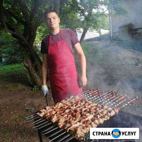 Пожарю мясо на углях) Ставрополь