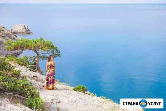 Фотограф в Судаке Фотосессия в Крыму Судак