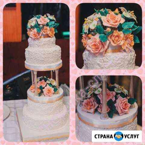 Торты и пирожные на заказ Новосибирск