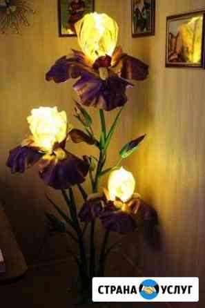Торшеры и светильники ручной работы Камышин