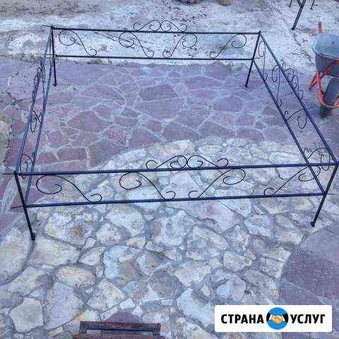 Ограды кованые Саратов