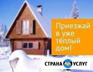 GSM система управления котлом/оборудованием Ижевск