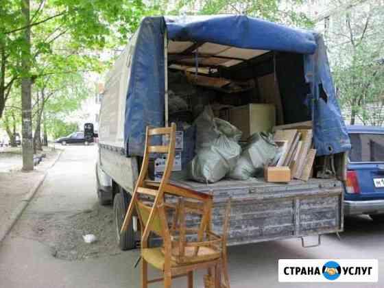Вывоз старой мебели, хлама и строительного мусора Белгород