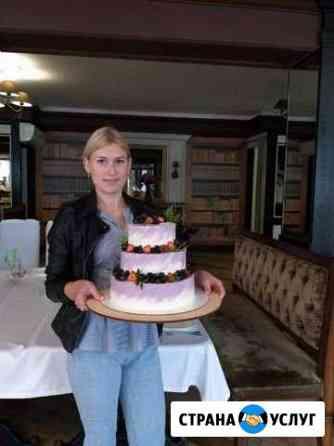 Свадебные, детские торты Смоленск