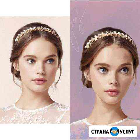 Портрет по фото Ростов-на-Дону