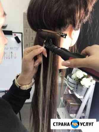 Обучение наращиванию волос Благовещенск