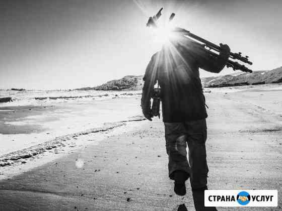 Индивидуальное обучение фотографии и обработке Мурманск