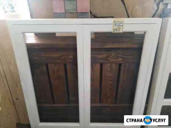 Изготовление деревянных окон и дверей Ржев