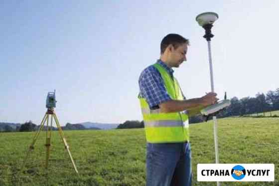 Межевание земельных участков, технический план Ряжск