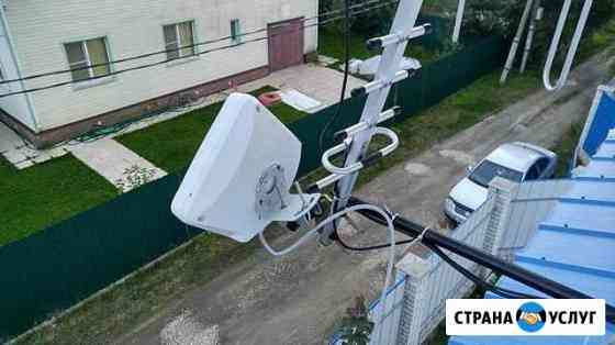 Интернет на дачу Козельский район видеонаблюдение Козельск