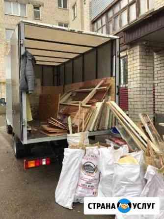 Вывоз строительного мусора Владикавказ