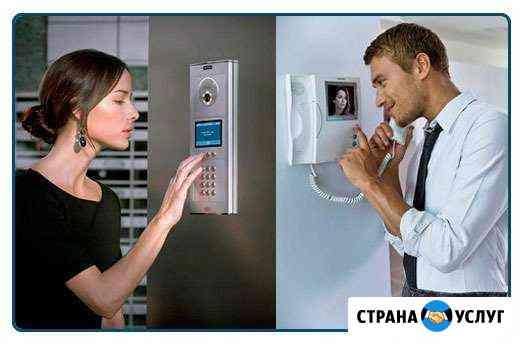Видеодомофон и вызывная панель. Ремонт Казань