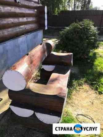 Мебель из дерева Тверь