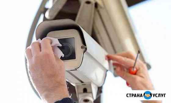 Камеры видеонаблюдения. Монтаж ремонт обслуживание Казань