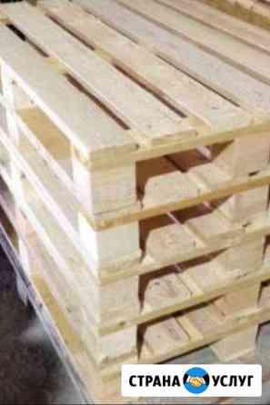 Поддоны деревянные Владимир