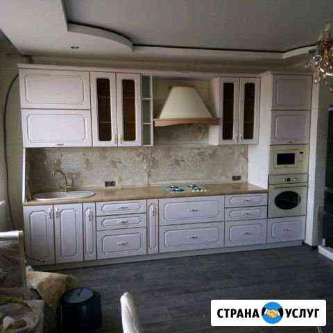 Мебель на заказ, распил, кромкооблицовка материала Астрахань