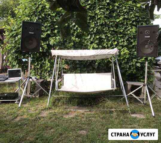 Аренда звуковой аппаратуры на праздник Курск