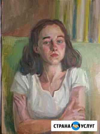Портреты и натюрморты на заказ Санкт-Петербург