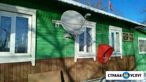 Интернет в частный дом или котедж Хабаровск