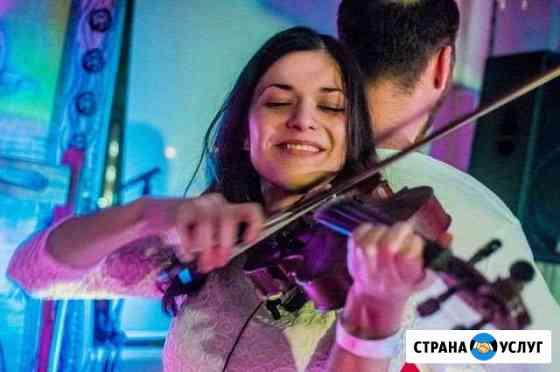 Скрипка на мероприятие Красноярск